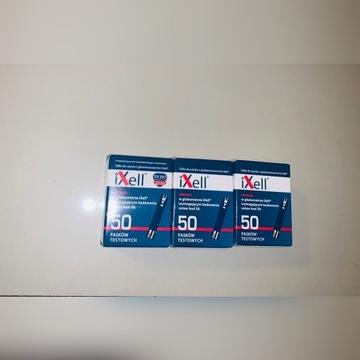 PASKI DO GLUKOMETRU IXELL DO POMIARU  50