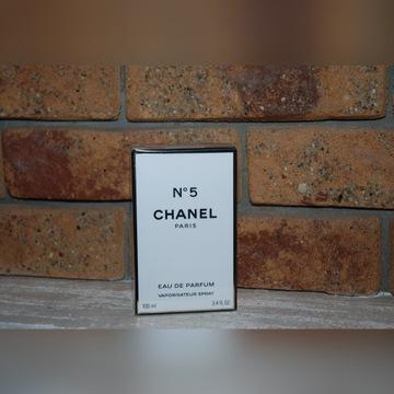 Woda perfumowana Chanel no 5 Oryginalna 100ml