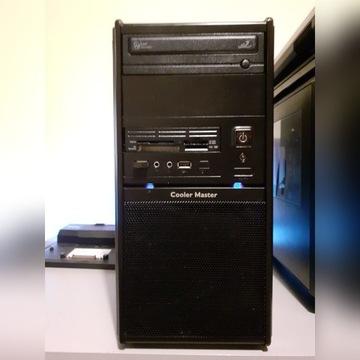 Idealny komputer do pracy/nauki i3/8GB/SSD+HDD