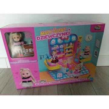 Mały Świat Dziewczynki Mój Salon