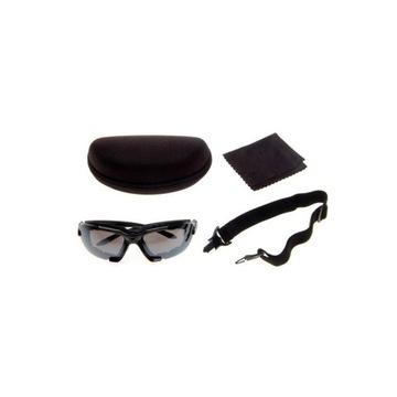 okulary motocyklowe uniwersalne