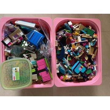 LEGO klocki mix wiele zestawów 5-6 kg