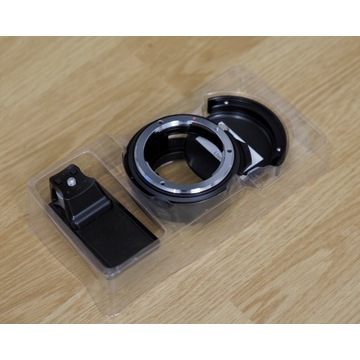 Deo-Tech Adapter Nikon G/Sony E - kieszeń na filtr