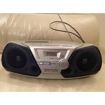 Radioodtwarzacz CD Panasonic