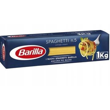 Makaron spaghetti Barilla 1000 g XXL