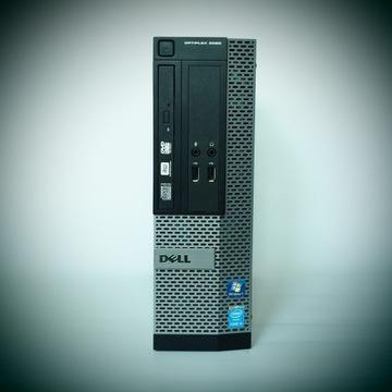 DELL OptiPlex 3020 i5-4590 4GB 500GB AMD Radeon