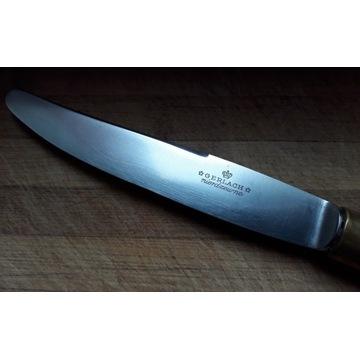 Nóż Gerlach + oliwka