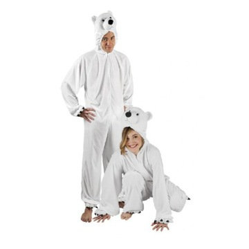 Kigurumi Kombinezon Piżama Miś Polarny