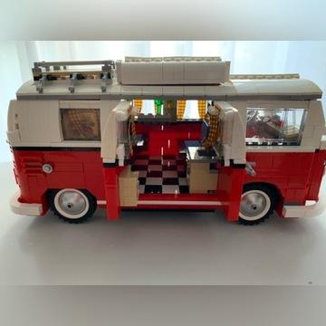 Lego nr: 10220  VOLKSWAGEN CAMPER VAN