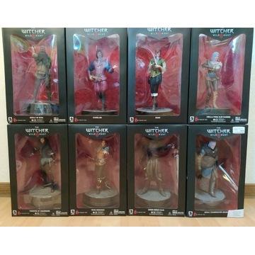 Wiedźmin 3 komplet 8 figurek 1 serii