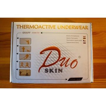 Bielizna termoaktyw. Graff DuoSkin 200 M