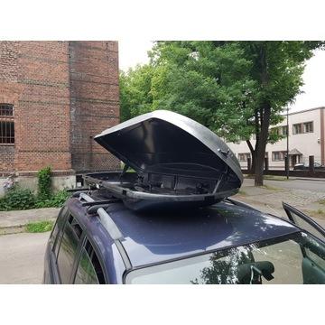 Box dachowy wynajem Śląsk TANIO 450L