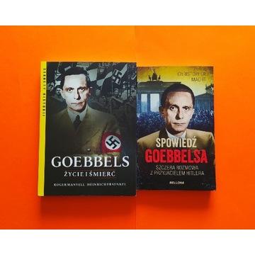 Goebbels życie i śmierć + Spowiedź Goebbelsa 2021
