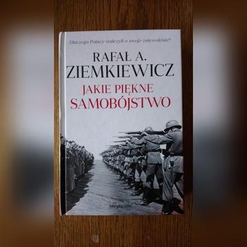 Książka Rafał A. Ziemkiewicz, twarda stan bdb