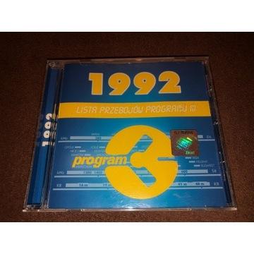 LISTA PRZEBOJÓW PROGRAMU III 1992