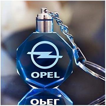 Breloczek Opel brelok LED