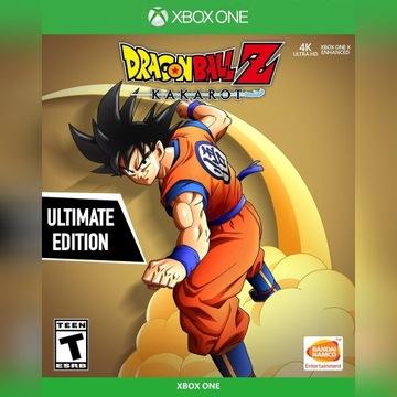 DRAGON BALL Z KAKAROT DLC ! XBOX ONE 1