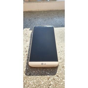 Smartfon LG G5 - uszkodzony, się nie włącza