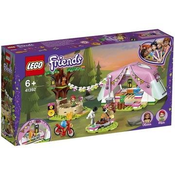 Klocki LEGO Friends 41392 - Luksusowy kemping