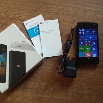 Lumia 550 LTE w pełni sprawna - komplet - okazja