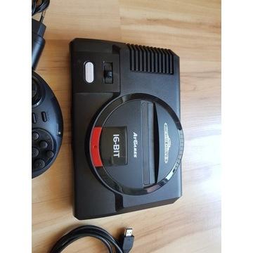 Sega Genesis konsola HDMI Pady 2.4Ghz