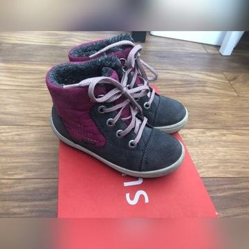 Superfit zimowe buty dziecięce rozmiar 26