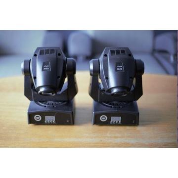 Głowy LIGHT4ME SMART SPOT 60 W  LED komplet +Torba