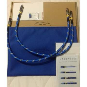 Kabel interkonekt rca argentum SCG-4/4 0,6m