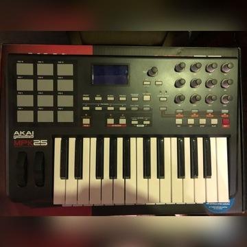 AKAI MPK25 Klawiatura MIDI