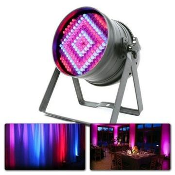 Reflektor BeamZ LED BAR Can64 podłogowy RGB DMC