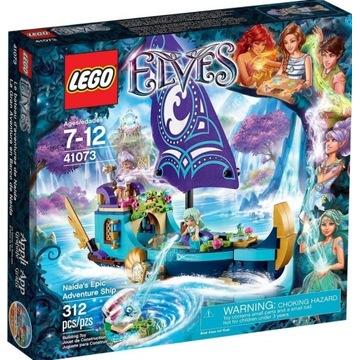 LEGO Elves Statek Naidy 41073