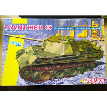 Dragon 6897 Panther Ausf.G Late Anti-Aircraft Armo