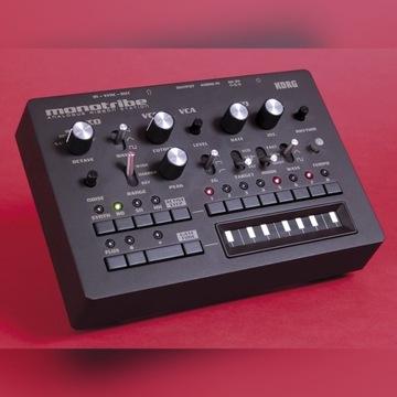 Korg Monotribe + Rozszerzenie MIDI