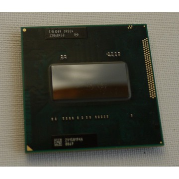 Procesor Intel Core i7-2760QM, SR02W, 3,5GHz