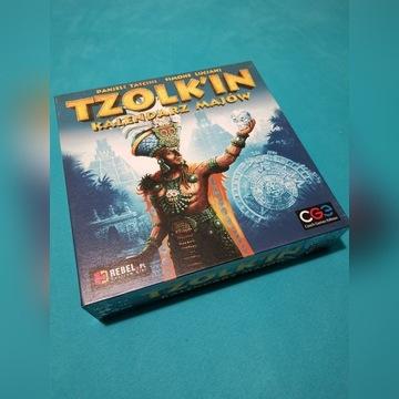Gra Tzolkin + dodatek Plemiona i Przepowiednie
