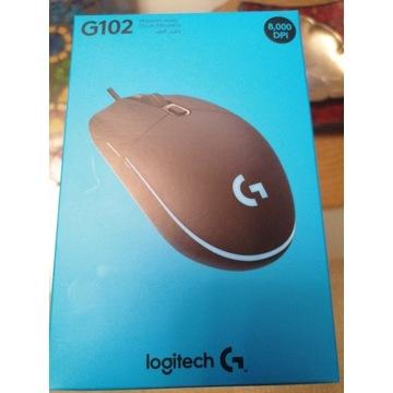 Myszka logitech G102
