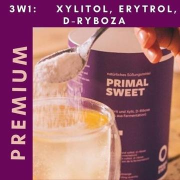 Wysokiej jakości słodzik 3w1 PREMAL SWEET, 500g