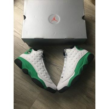 Nike Air Jordan 13 Lucky Green 44 nowe boston