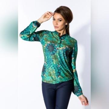 Koszulo - bluzka marki Ryłko roz.44