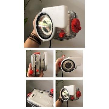 Lomo fisheye analog