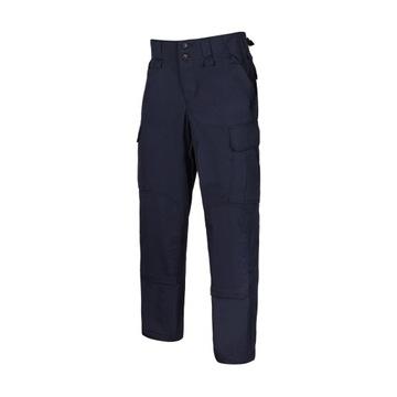 Granatowe spodnie mundurowe klasa policyjna