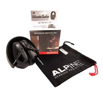 Alpine MusicSafe Earmuff 25 dB ochronniki słuchu