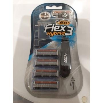 Maszynka - Bic Flex 3 Hybrid