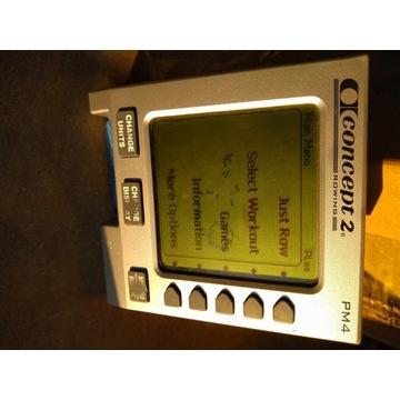 Monitor PM4 Concept2