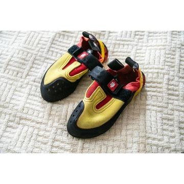 Dziecięce buty wspinaczkowe