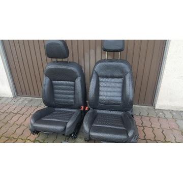 Fotele kanapa insignia combi skora wentylowana