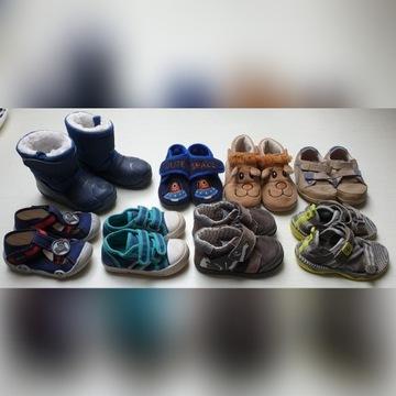 MEGA PAKA 8 par butów NEXT DUNNES  CLARKS 20-24
