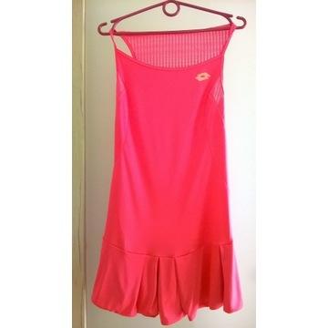 Sukienka ze staniczkiem do tenisa Lotto M