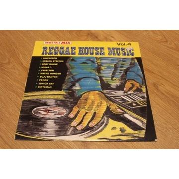 Reggae House Music vol.4 LP