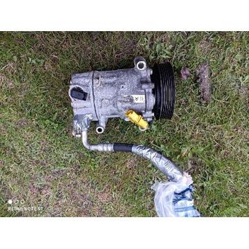 Sprężarka klimatyzacji Peugeot 307 1.4  16V SD6CAB